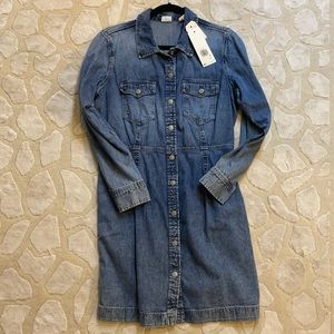 NWT Levi's Ellie Denim Dress